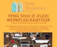 Workshop Feng Shui voor je (flex) werkplek