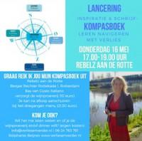Lancering boek het Kompas Stéphanie Beijnes